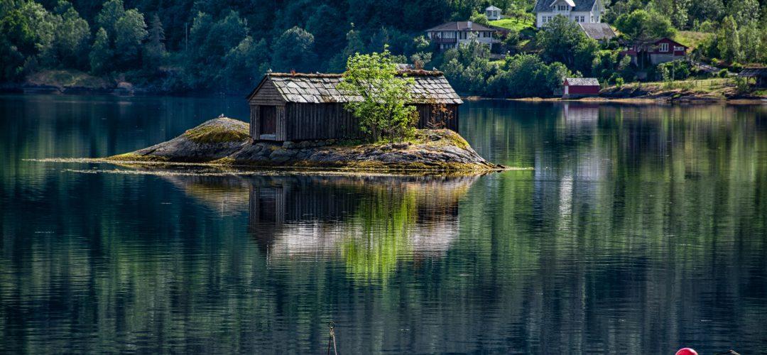 Noorwegen door Wim Scholte